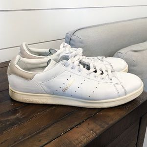 adidas Stan Smith with Grey Detail and Tan Soles